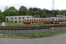 Железнодорожная станция  Tanvald