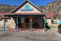 Jemez Springs Bath House, Jemez Springs, United States