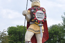 Big Ole Viking Statue, Alexandria, United States
