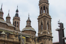 Torre Del Pilar, Zaragoza, Spain