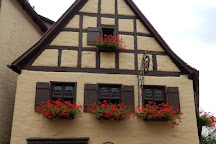 Alt-Rothenburger Handwerkerhaus, Rothenburg, Germany