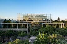 Cartier Foundation (Fondation Cartier Pour L'art Contemporain), Paris, France