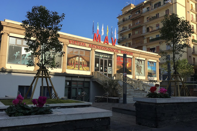 Visit Museo Archeologico Virtuale Mav On Your Trip To Ercolano