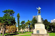 Captain Cook Statue, Sydney, Australia