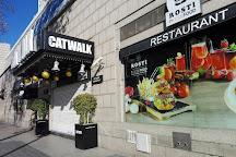 Club Catwalk, Barcelona, Spain