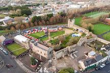 Swords Castle, Swords, Ireland