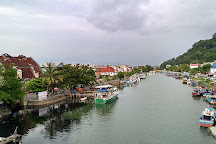 Siti Nurbaya Bridge, Padang, Indonesia