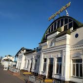 Железнодорожная станция  Babruysk