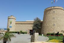 Castillo de Santa Ana, Roquetas de Mar, Spain