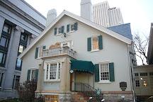 Beehive House, Salt Lake City, United States