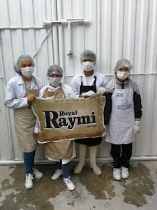 Royal Raymi - café 2