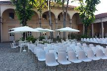 Castello sforzesco, Galliate, Italy