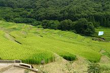 Inagura Rice Terraces, Ueda, Japan