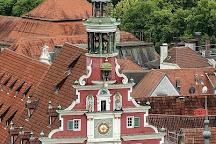 Altes Rathaus, Esslingen am Neckar, Germany