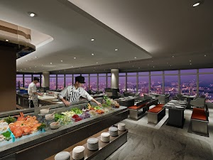 Mega 50 catering and banquet --50 floor cafe