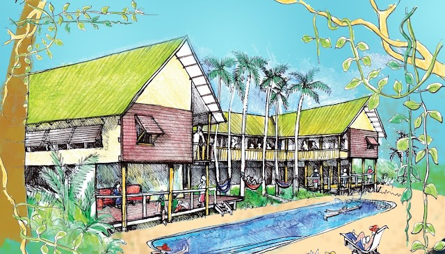 Jackaroo Treehouse Mission Beach