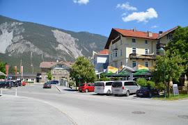 Автобусная станция   Ötztal Bahnhof