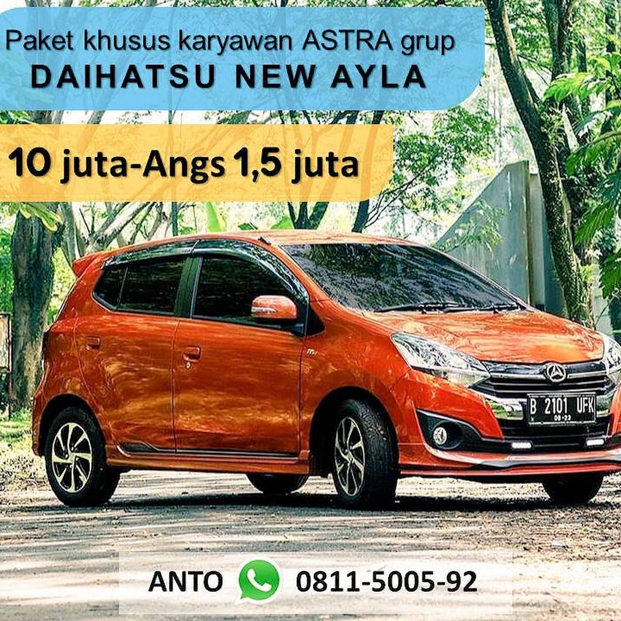PT Astra International Tbk Daihatsu Cabang Banjarmasin