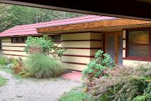 Frank Lloyd Wright's Duncan House at Polymath Park Resort, Acme, United States