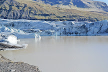 Svinafellsjokull Glacier, Svinafell, Iceland