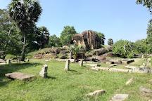 Sakwala Chakraya (Star Gate), Anuradhapura, Sri Lanka