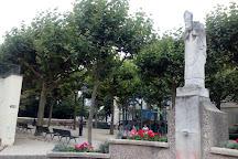 Statue of Saint-Denys, Paris, France