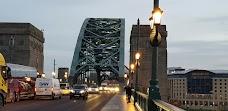 The Tyne Bridges