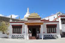 Shanti Stupa, Ladakh, India