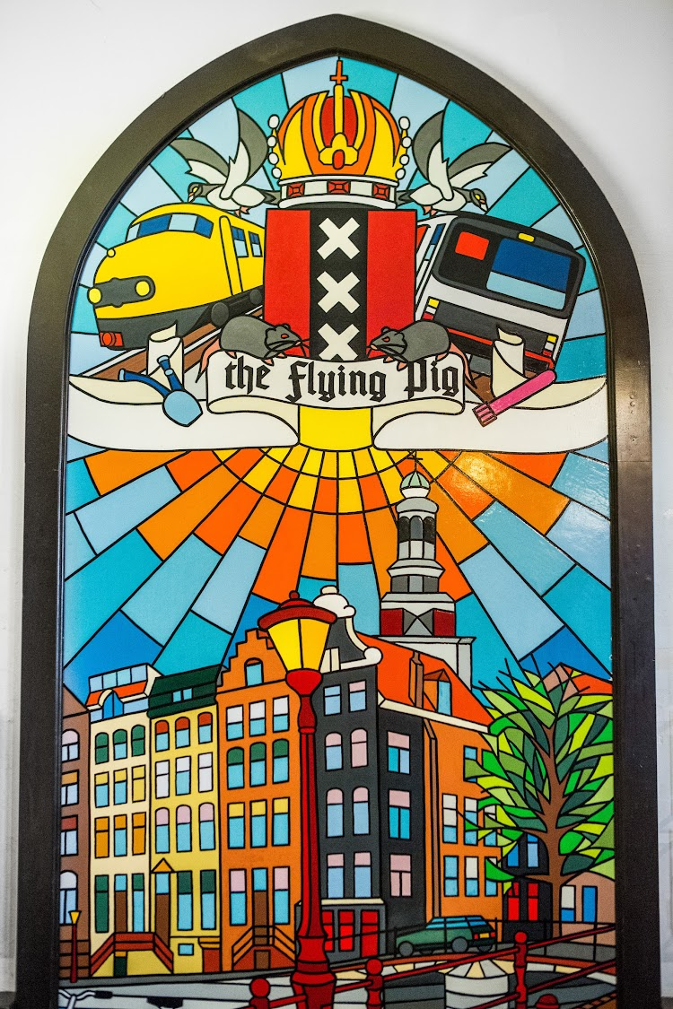 The Flying Pig Downtown Hostel Amsterdam