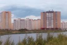 Gilevskaya Grove, Tyumen, Russia