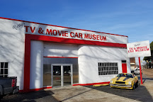 Rusty's TV and Movie Car Museum, Jackson, United States