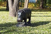 Monument of Yaroslav the Wise (Mudry), Yaroslavl, Russia