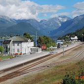 Железнодорожная станция  Åndalsnes stasjon