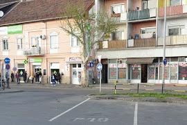 Автобусная станция   Szeged