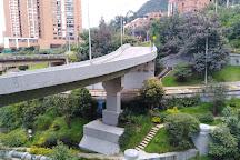 Quebrada Las Delicias, Bogota, Colombia