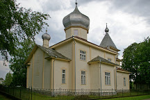 Old Believer Church, Mustvee, Estonia