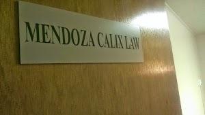 Mendoza Calix Law