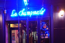 La Champmesle, Paris, France