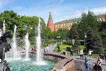 Aleksandrovskiy Sad, Moscow, Russia