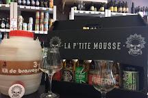 La P'tite Mousse, Paris, France