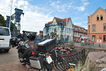 Hubbrucke Plau Am See, Plau am See, Germany