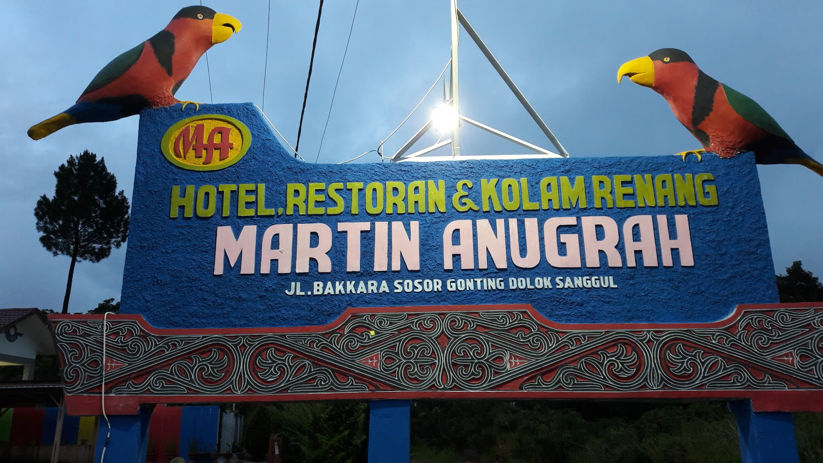 Anugrah Hotel Martin Anugrah Hotel Around Guides
