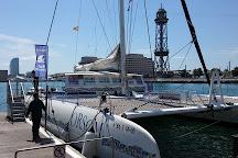 Catamaran Orsom, Barcelona, Spain