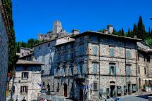 Fontana di San Rufino, Assisi, Italy