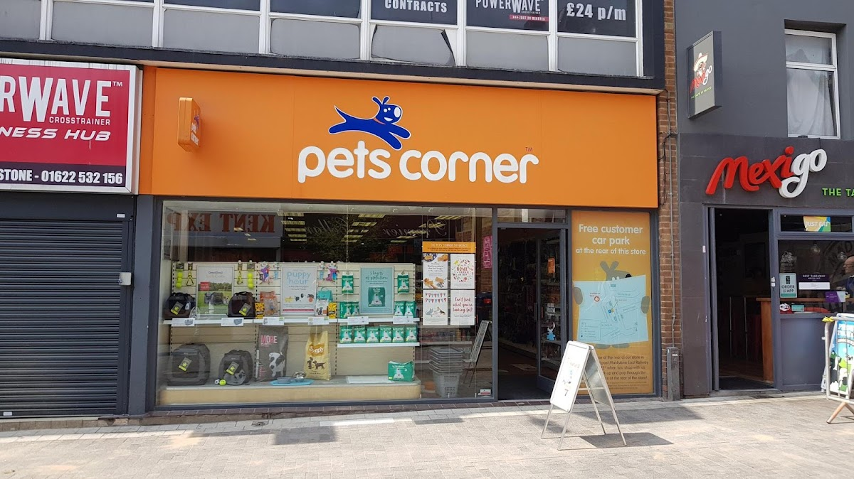 Pets Corner Maidstone store