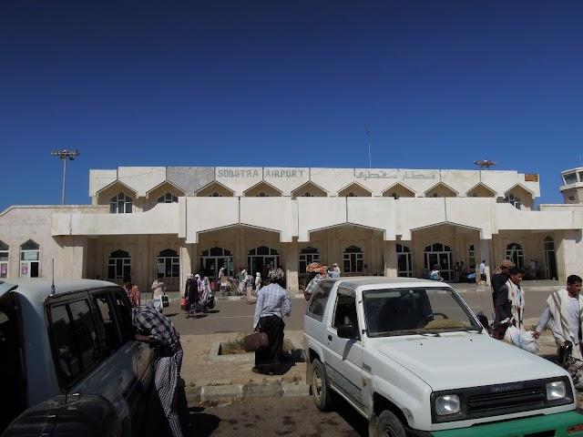 Aéroport de Socotra (SCT)