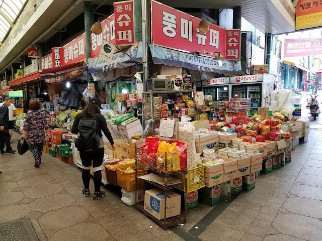 Sinpo International Market