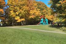 Parc Chauveau, Quebec City, Canada