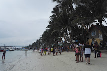 Bulabog Beach, Boracay, Philippines
