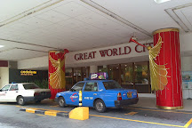 Great World City Shopping Centre, Singapore, Singapore